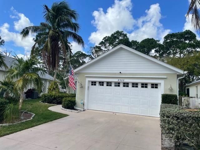 2322 SW Estella Terrace, Palm City, FL 34990 - #: RX-10695805