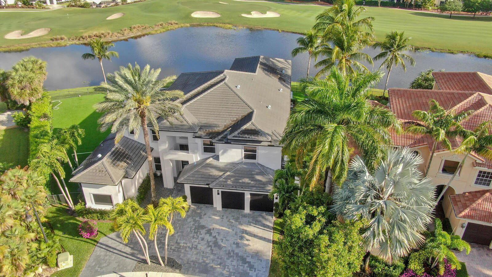 16193 Andalucia Lane, Delray Beach, FL 33446 - #: RX-10701805
