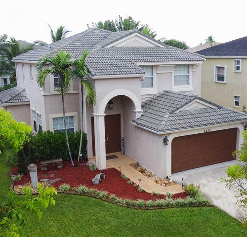 Foto de inmueble con direccion 2422 Westmont Drive Royal Palm Beach FL 33411 con MLS RX-10644806