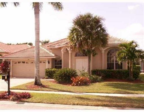 Photo of 19941 Dinner Key Drive, Boca Raton, FL 33498 (MLS # RX-10720806)