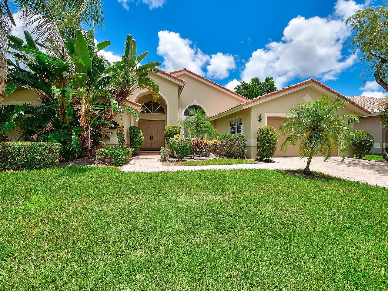 7044 Falls Road E, Boynton Beach, FL 33437 - #: RX-10640806