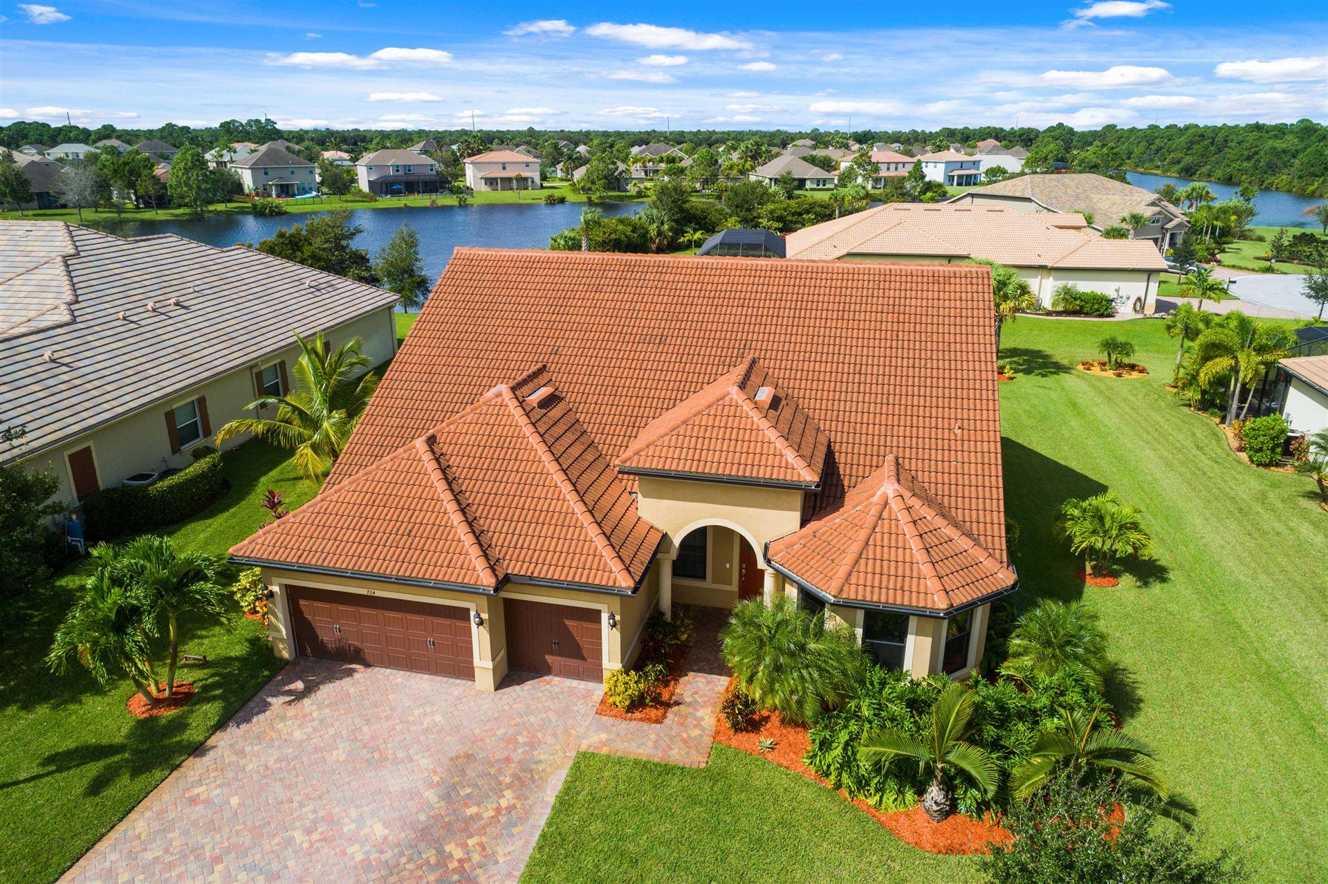 724 SW Habitat Lane E, Palm City, FL 34990 - #: RX-10661806