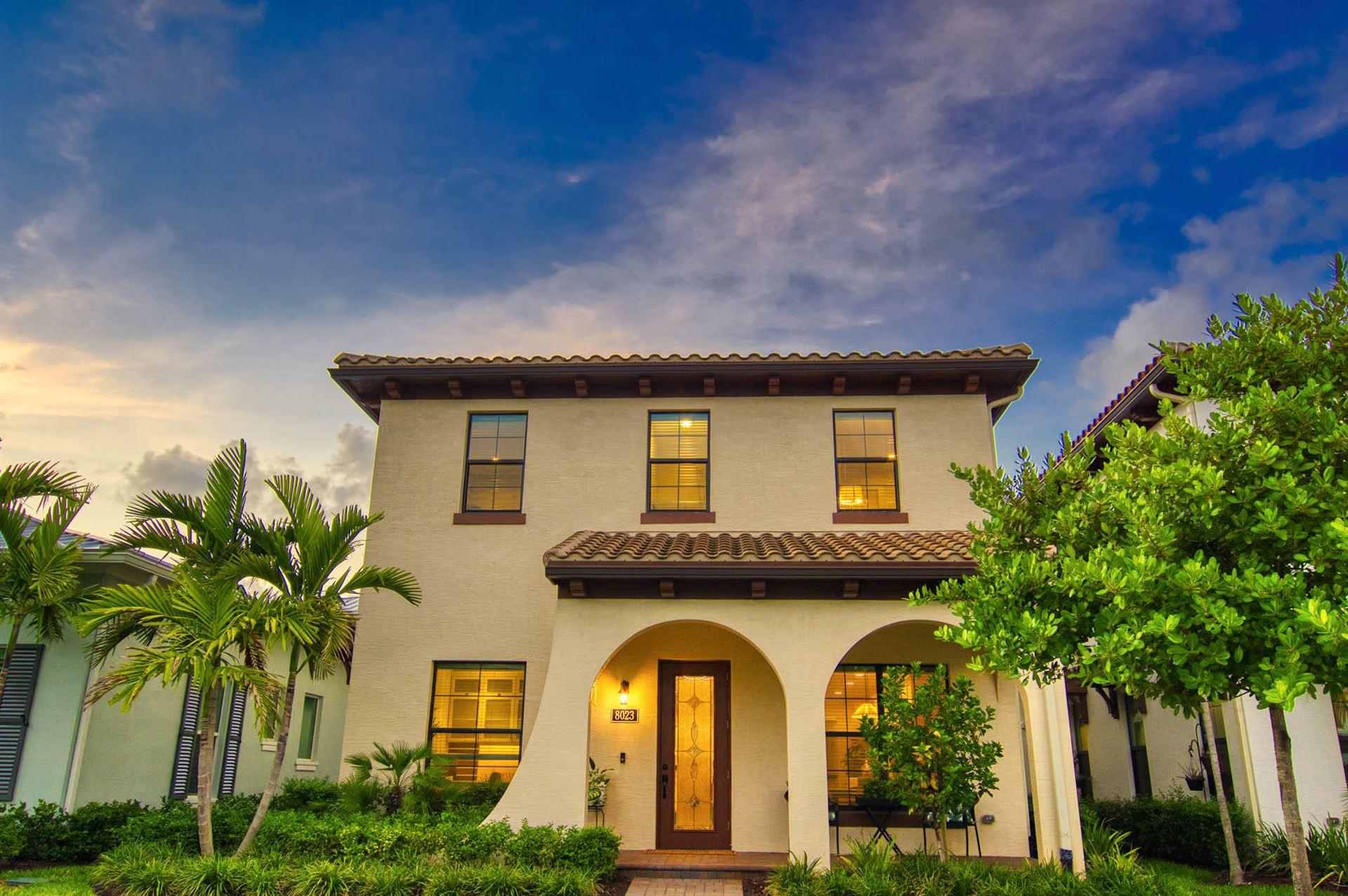 8023 Hobbes Way, Palm Beach Gardens, FL 33418 - #: RX-10719806