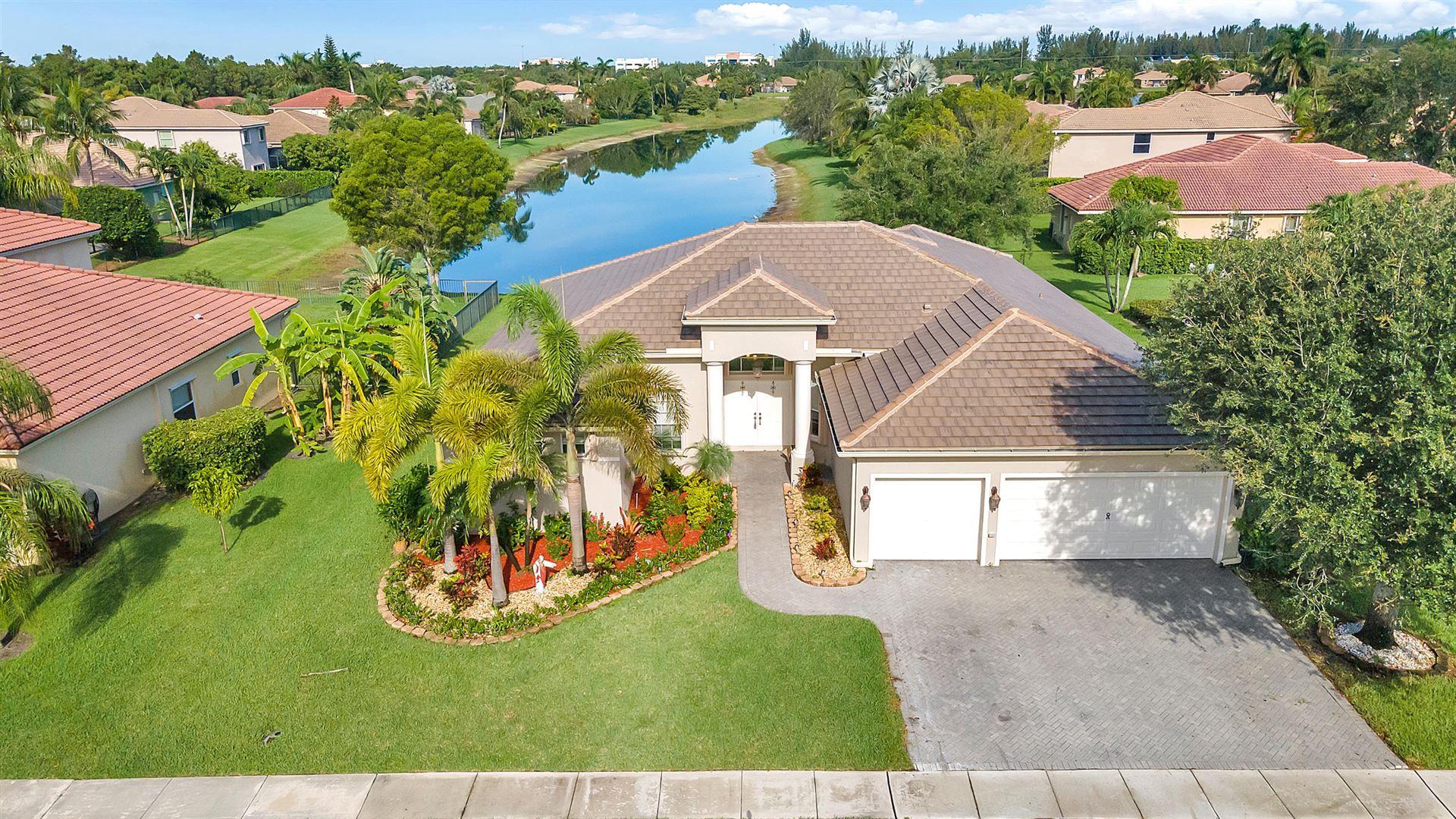 1687 Newhaven Point Lane, West Palm Beach, FL 33411 - #: RX-10728806