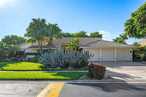 Photo of 7220 Montrico Drive, Boca Raton, FL 33433 (MLS # RX-10572807)
