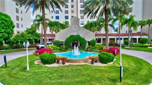Photo of 7351 Promenade Drive #602f, Boca Raton, FL 33433 (MLS # RX-10747807)
