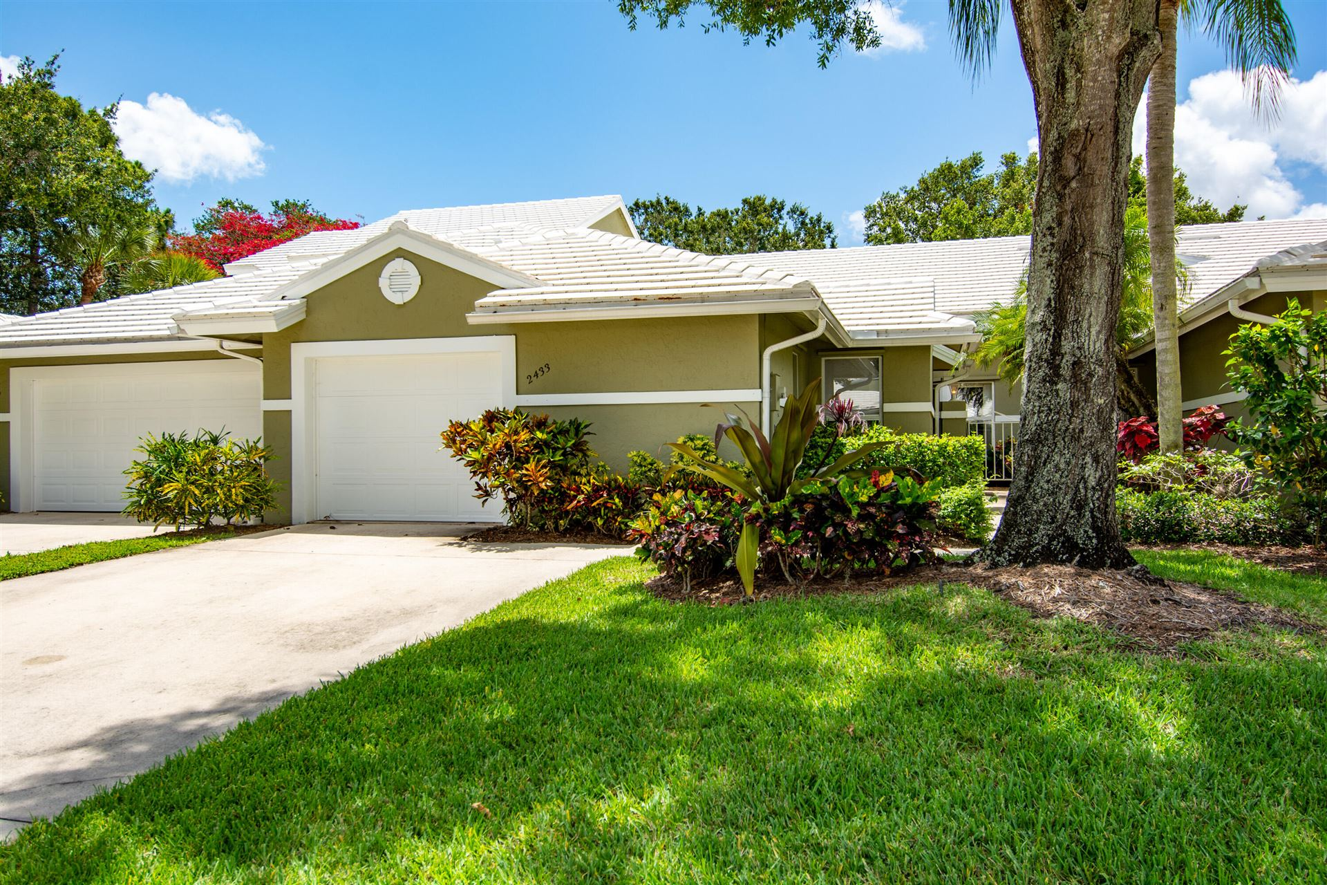 2433 SW Foxpoint Trail, Palm City, FL 34990 - #: RX-10717807