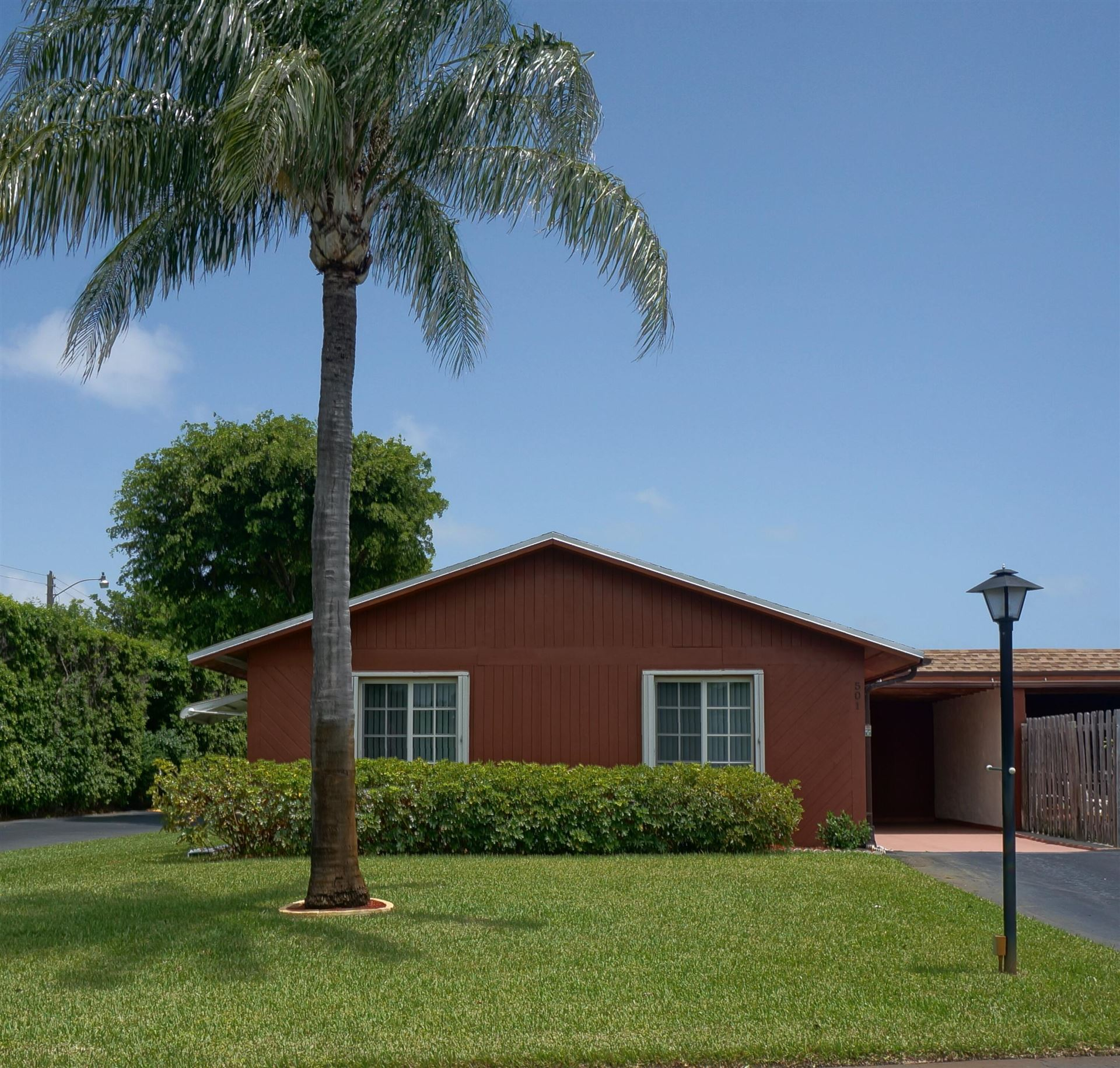 501 SE 27th Lane, Boynton Beach, FL 33435 - MLS#: RX-10730807