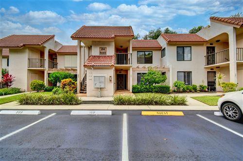 Photo of 5690 Fairway Park Drive #203, Boynton Beach, FL 33437 (MLS # RX-10635808)
