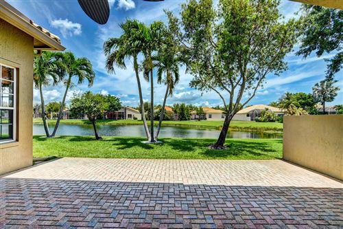 Photo of 6703 Catania Drive, Boynton Beach, FL 33472 (MLS # RX-10715808)