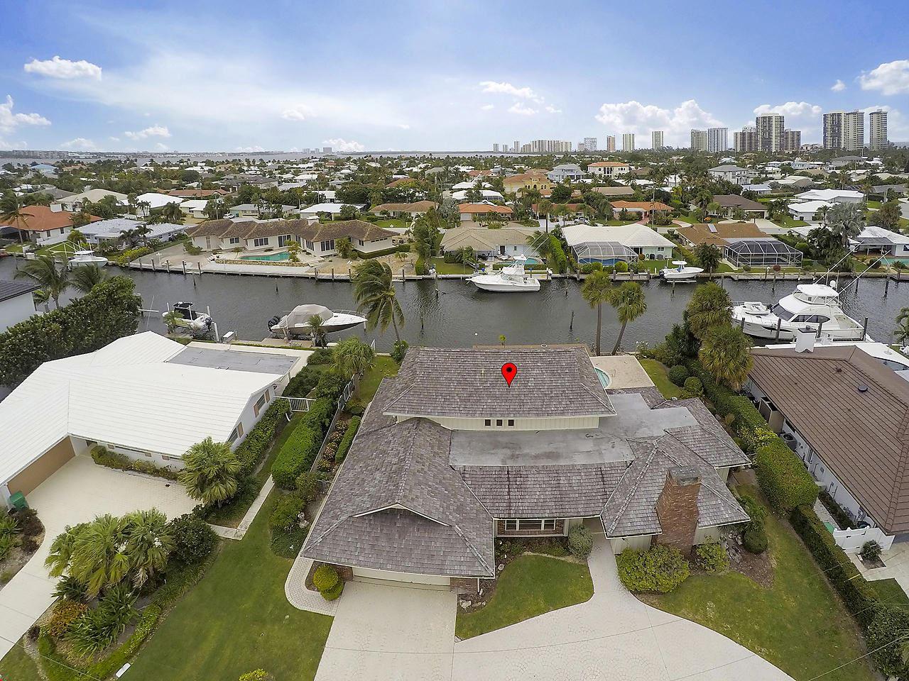 Photo of 1110 Powell Drive, Singer Island, FL 33404 (MLS # RX-10672808)