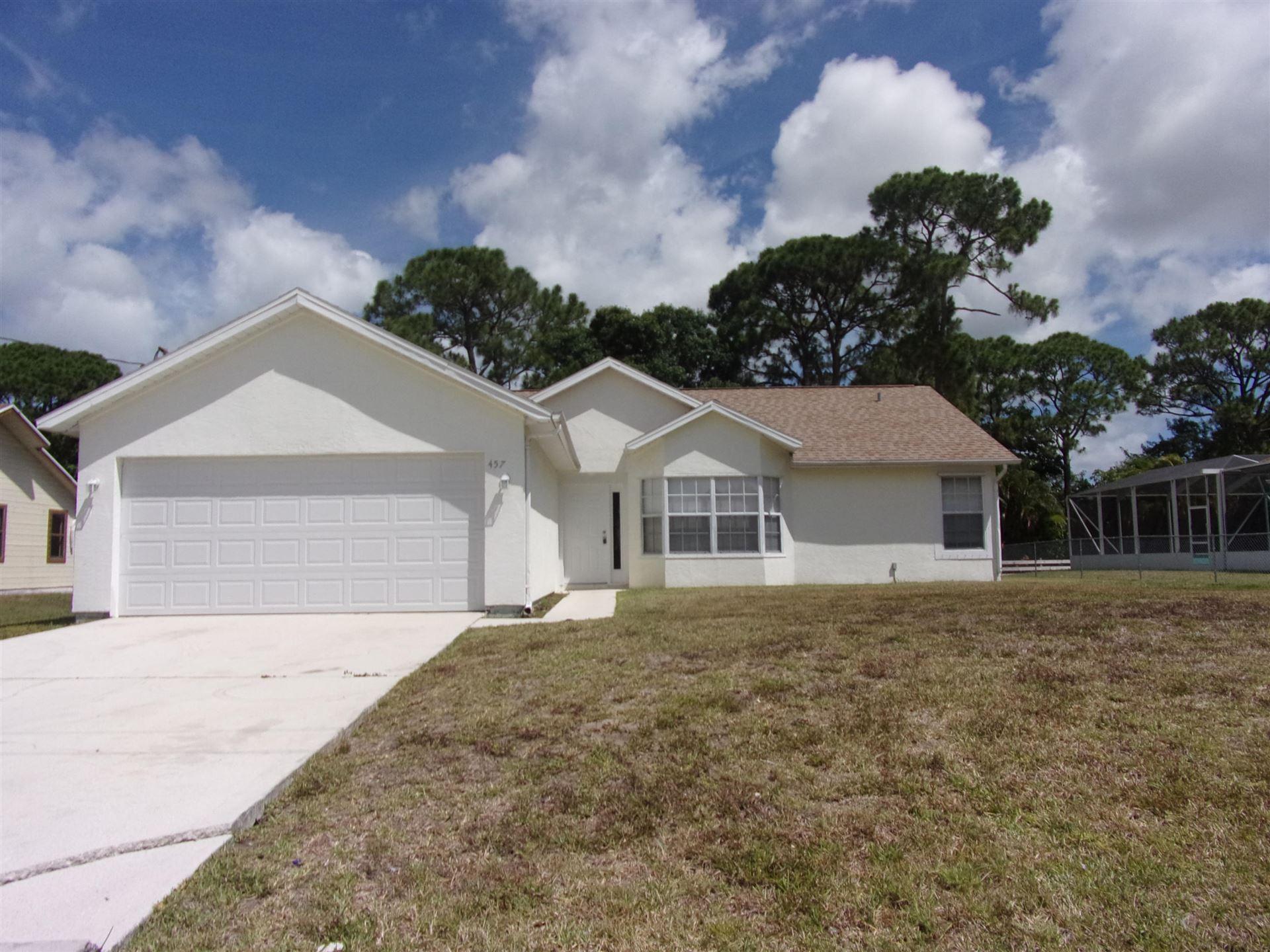 457 SE Voltair Terrace, Port Saint Lucie, FL 34983 - MLS#: RX-10716808