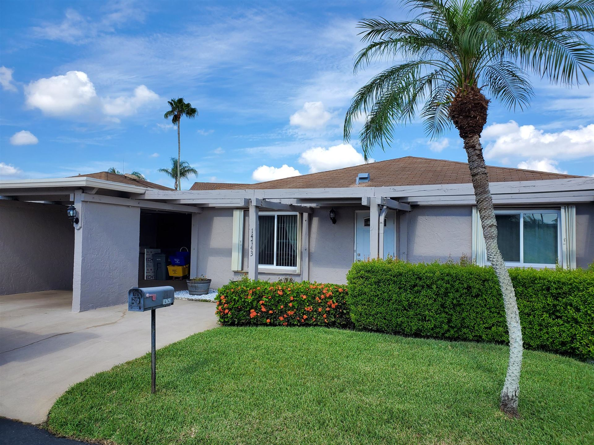 14743 Wildflower Lane, Delray Beach, FL 33446 - MLS#: RX-10720808