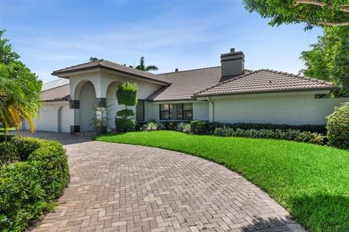 Photo of 17675 Foxborough Lane, Boca Raton, FL 33496 (MLS # RX-10644809)