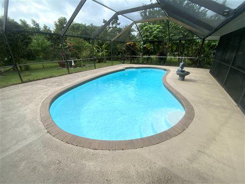Photo of 16700 E Mead Hill Drive, Loxahatchee, FL 33470 (MLS # RX-10754809)