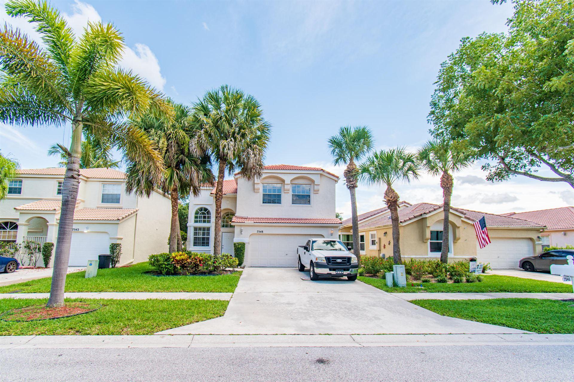 7548 Kingsley Court, Lake Worth, FL 33467 - #: RX-10634809
