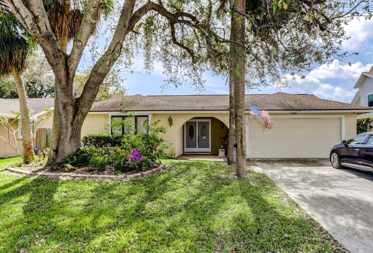 1108 Rainwood Circle, Palm Beach Gardens, FL 33410 - #: RX-10693809