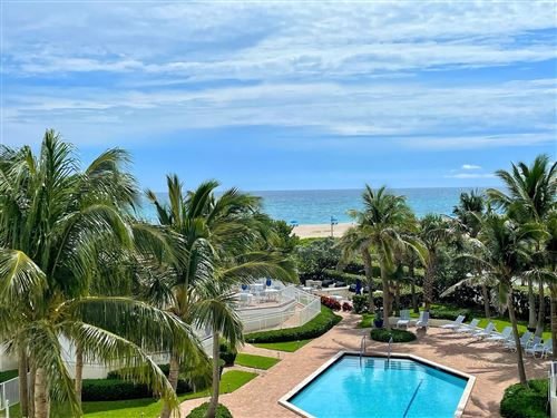 Photo of 3000 N Ocean Drive #4-H, Singer Island, FL 33404 (MLS # RX-10746810)