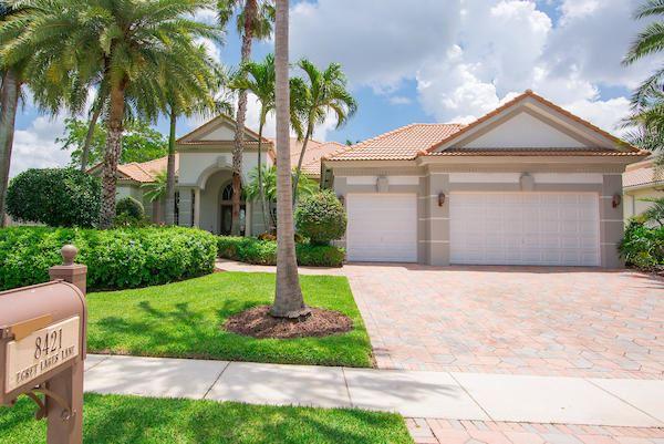 8421 Egret Lakes Lane, West Palm Beach, FL 33412 - MLS#: RX-10624810
