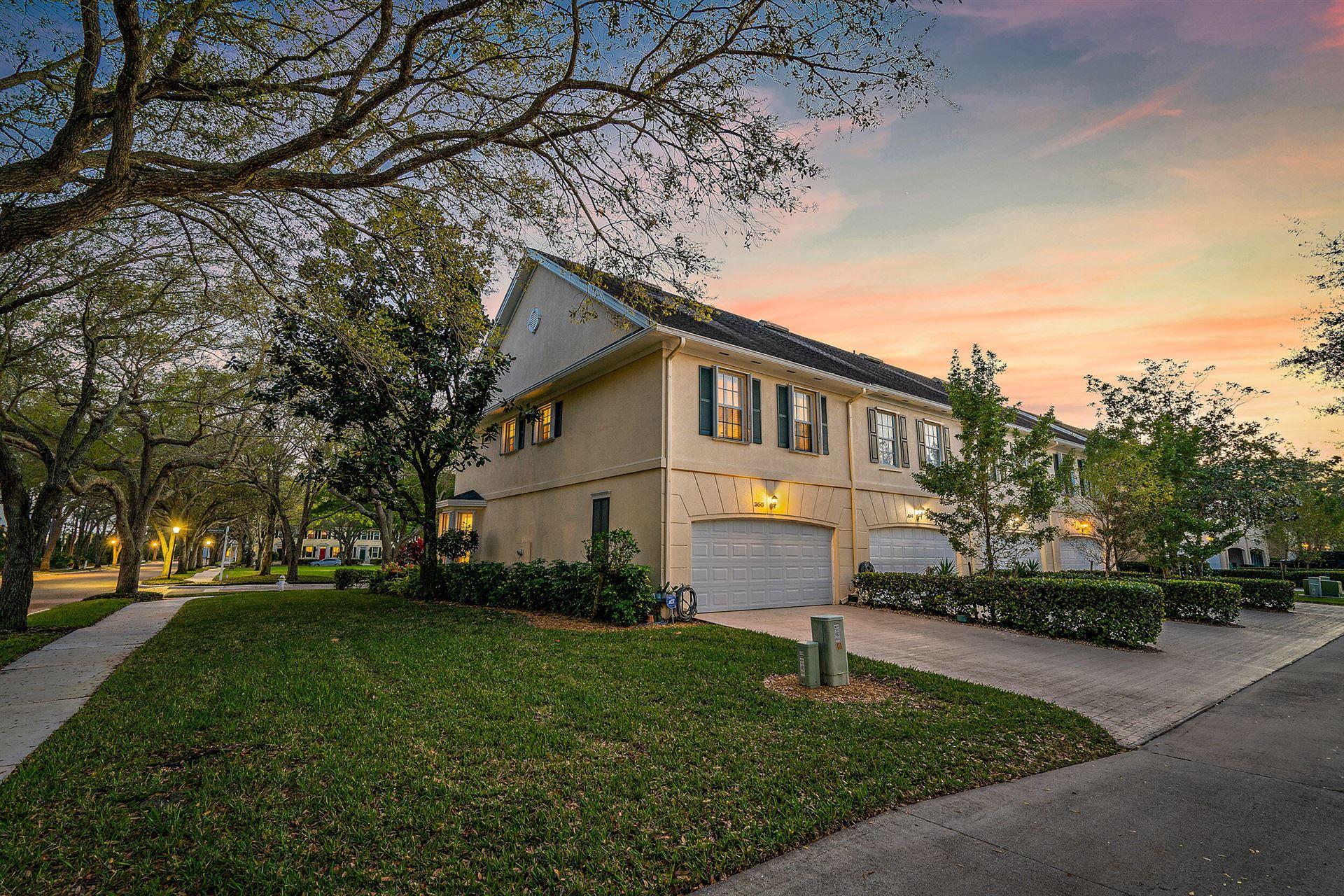 Photo of 356 Jacaranda Drive, Jupiter, FL 33458 (MLS # RX-10693810)