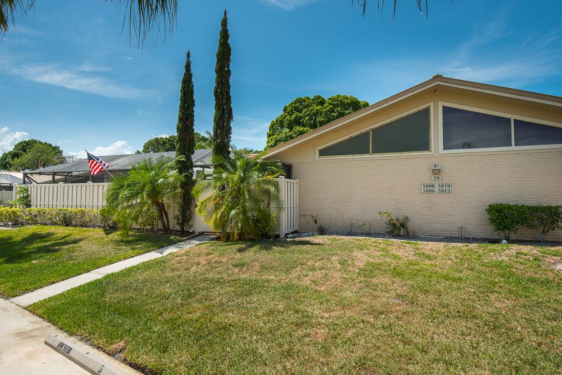 5806 Golden Eagle Circle, Palm Beach Gardens, FL 33418 - MLS#: RX-10713810