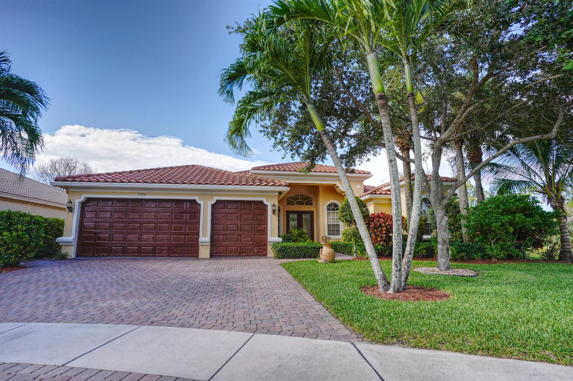 9786 Campi Drive, Lake Worth, FL 33467 - MLS#: RX-10737810