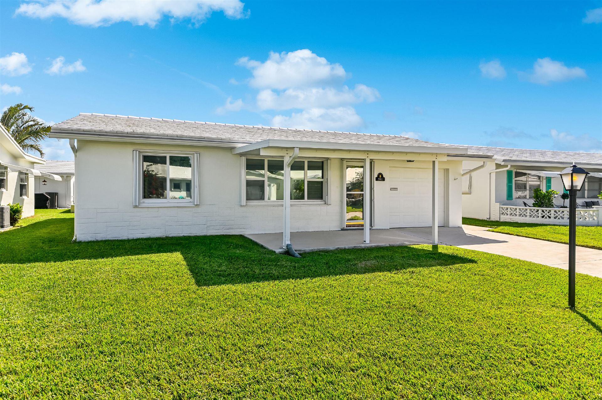 2082 SW 13th Ter Terrace, Boynton Beach, FL 33426 - MLS#: RX-10753810