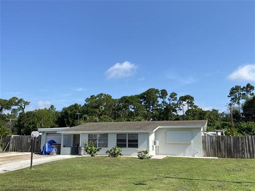Photo of 1789 NW Sunset Boulevard, Jensen Beach, FL 34957 (MLS # RX-10639811)