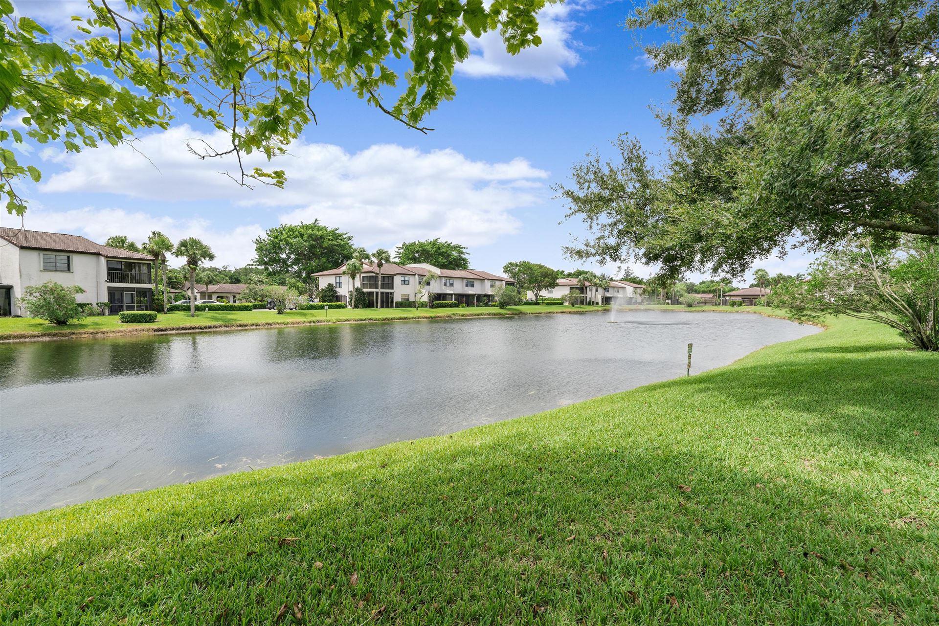 7927 Eastlake Drive #5h, Boca Raton, FL 33433 - #: RX-10649811