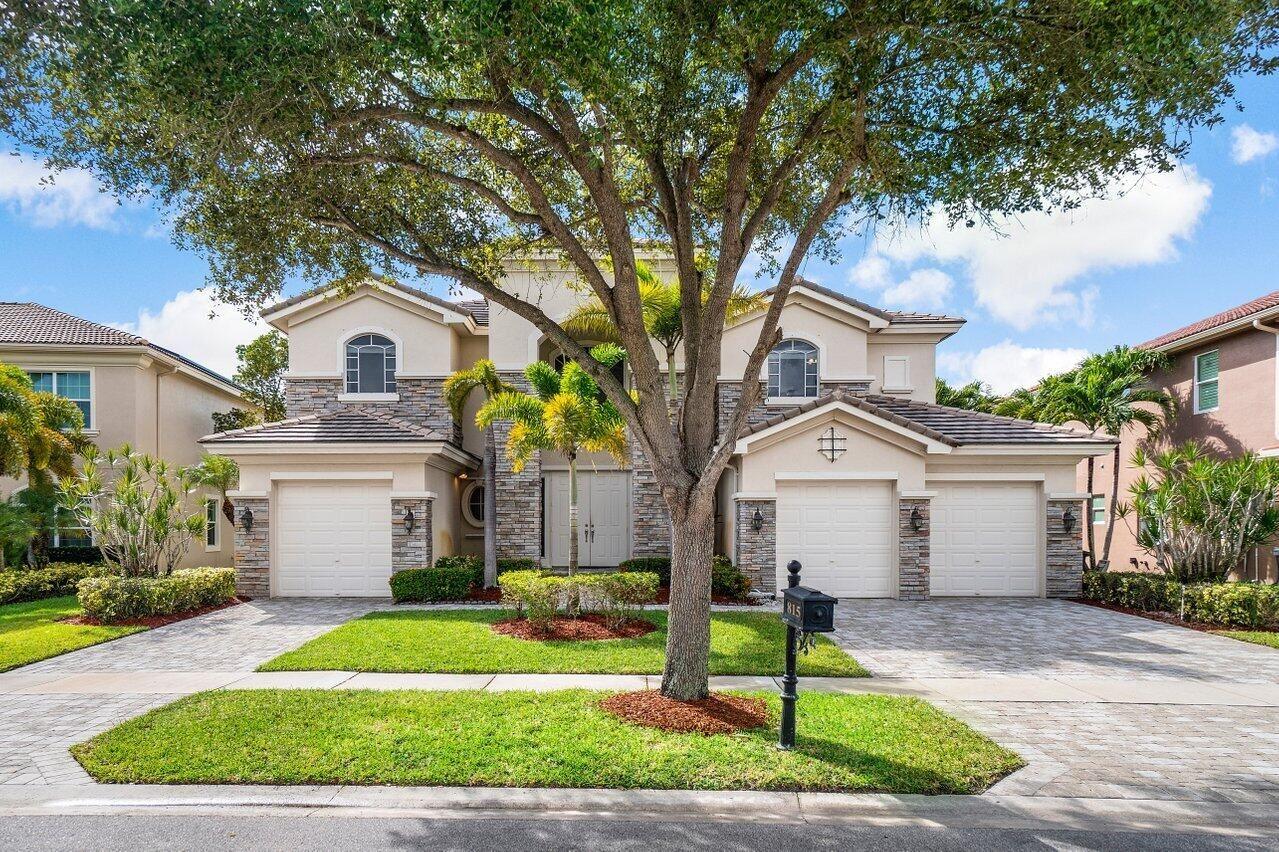 815 Edgebrook Lane, Royal Palm Beach, FL 33411 - MLS#: RX-10747811