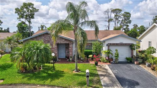 Photo of 7430 Pineforest Circle W, Lake Worth, FL 33467 (MLS # RX-10714812)