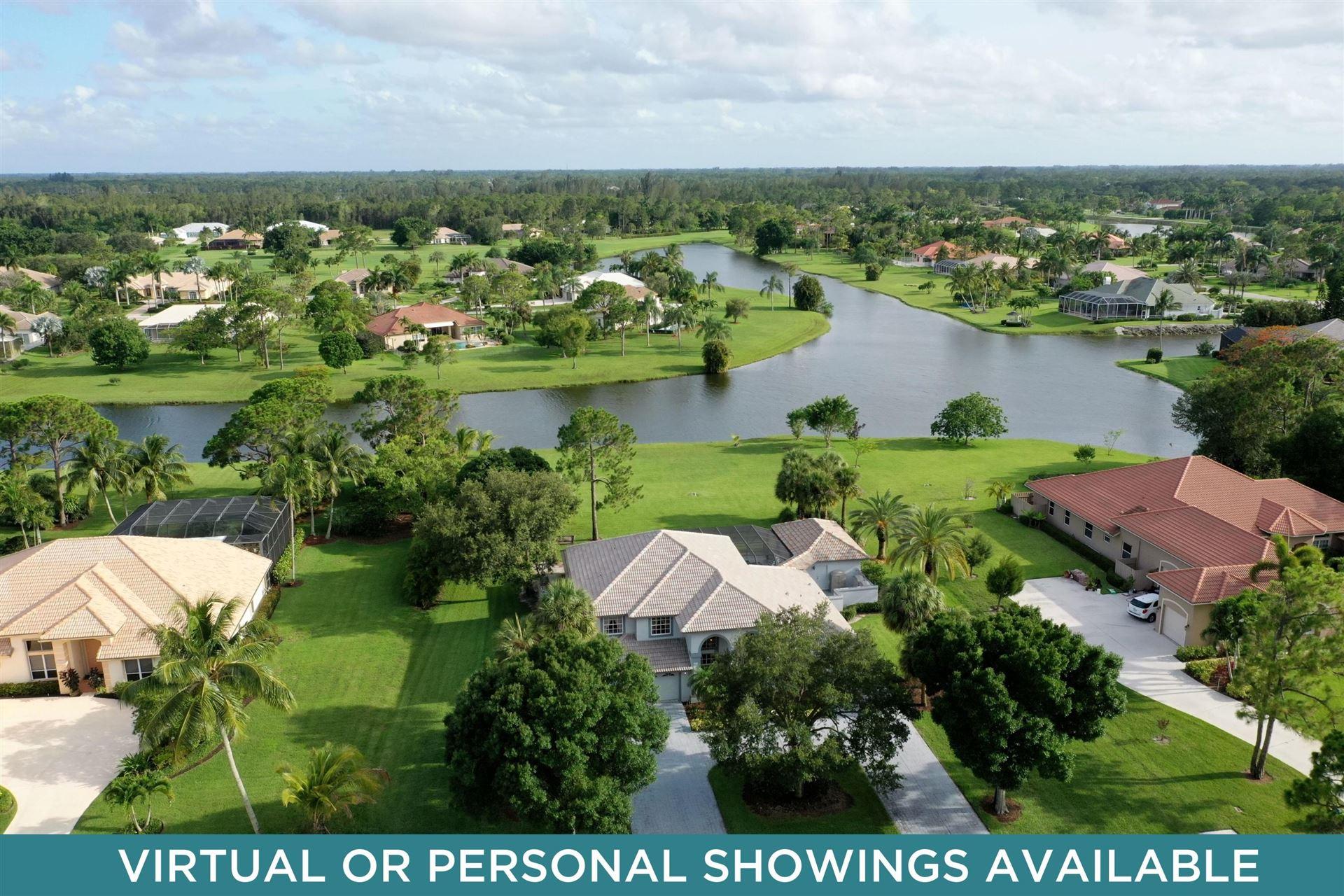 11760 Blackwoods Lane, Palm Beach Gardens, FL 33412 - MLS#: RX-10621812
