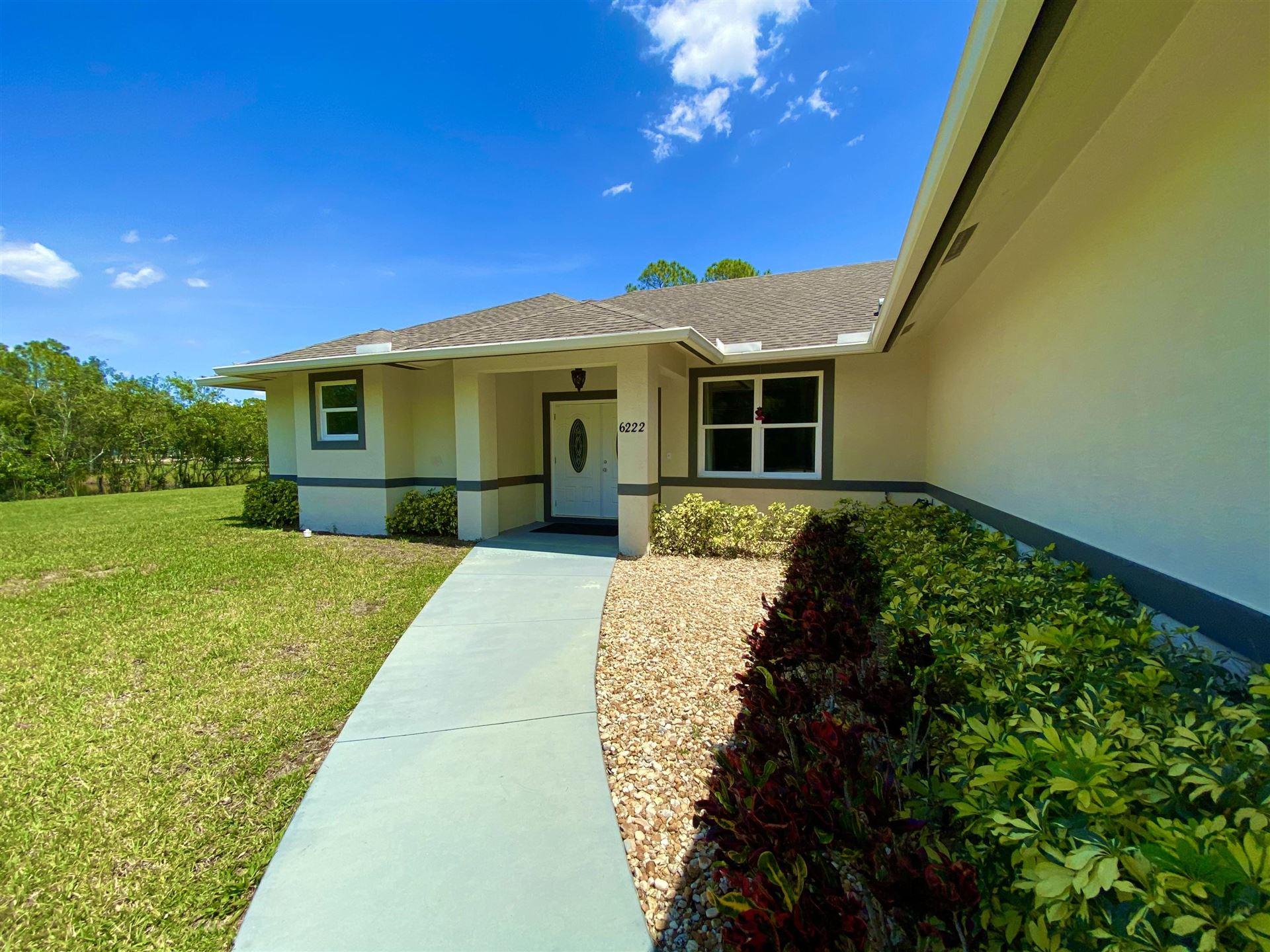 6222 Coconut Boulevard, West Palm Beach, FL 33470 - MLS#: RX-10708812
