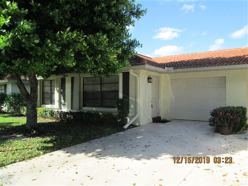 Photo of 4595 Wildwood Tree Lane #A, Boynton Beach, FL 33436 (MLS # RX-10585813)