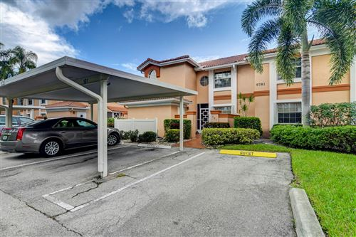 Photo of 9781 Shadybrook 101 Drive #101, Boynton Beach, FL 33437 (MLS # RX-10746813)