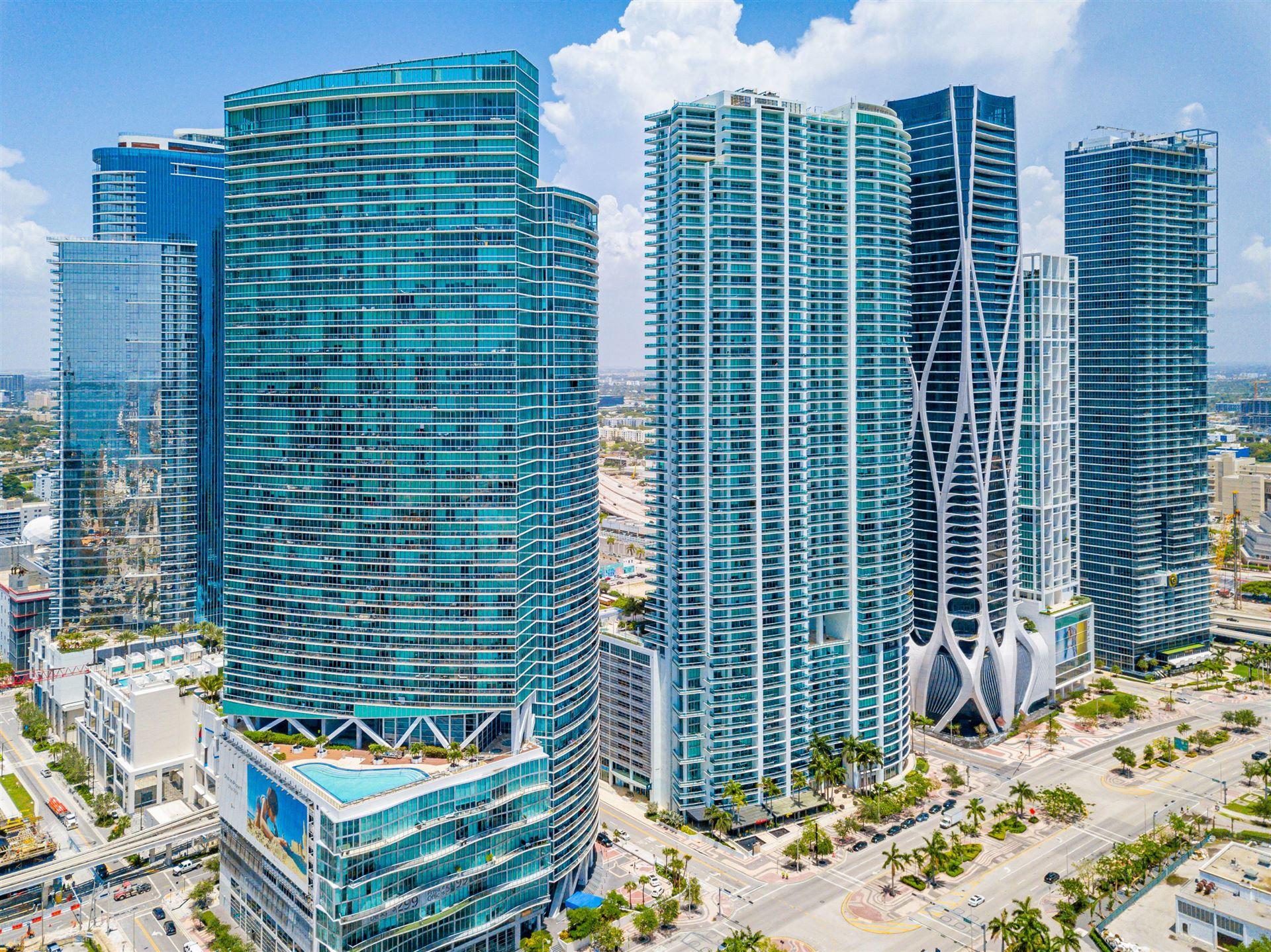 888 Biscayne Boulevard #4707, Miami, FL 33132 - MLS#: RX-10624813