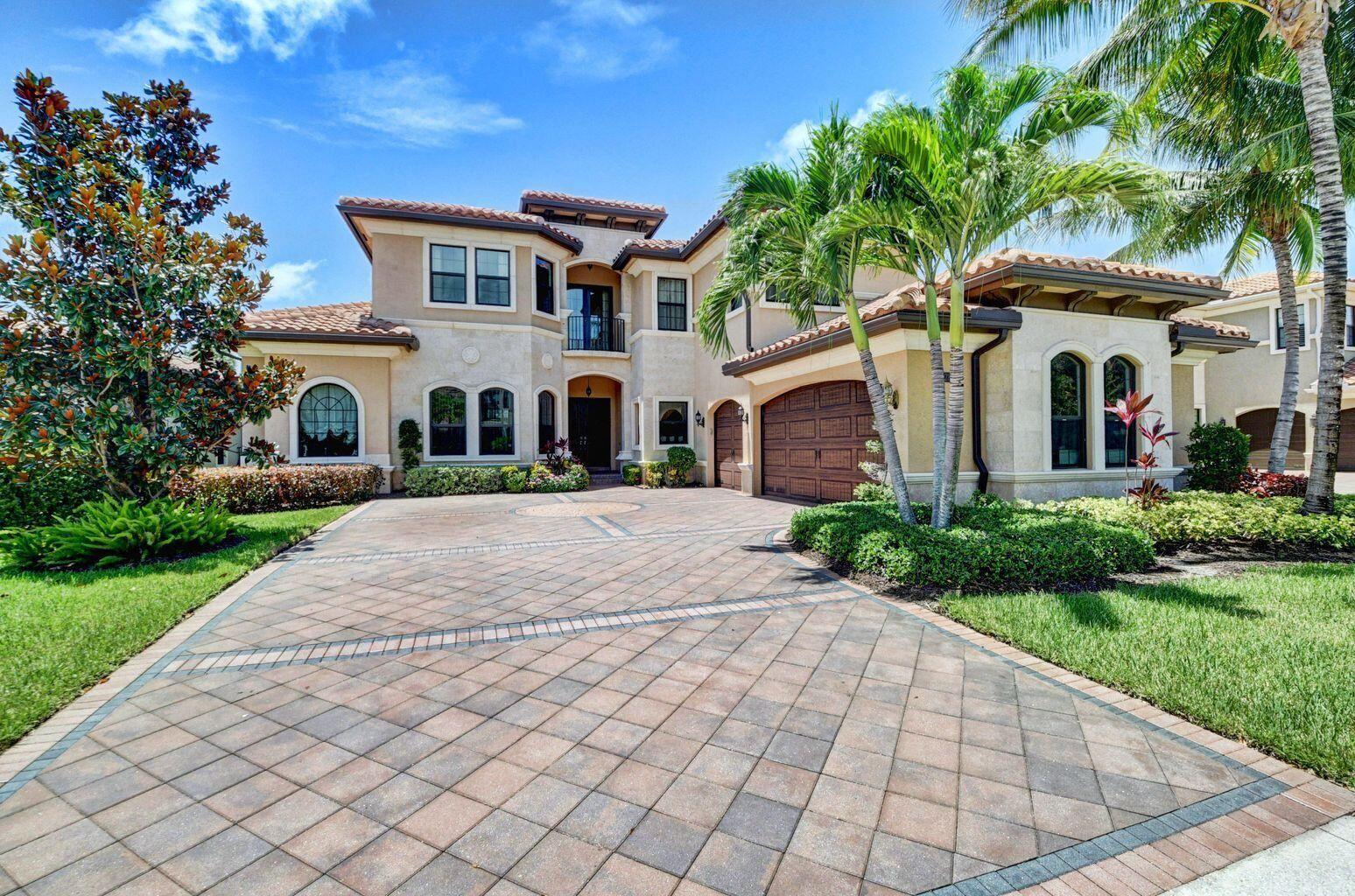 8285 Hawks Gully Avenue, Delray Beach, FL 33446 - #: RX-10701813