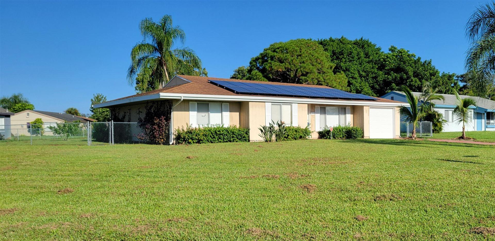 3250 SW Ronlea Place, Port Saint Lucie, FL 34953 - MLS#: RX-10743813