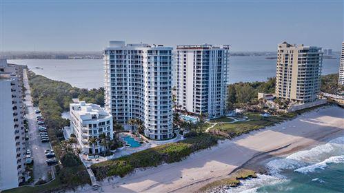 Photo of 4600 N Ocean Drive #1103, Singer Island, FL 33404 (MLS # RX-10692814)