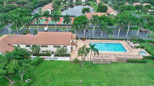 Photo of 10473 S Breezy Lake Lane #102, Boynton Beach, FL 33437 (MLS # RX-10703814)
