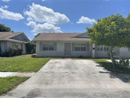 Photo of 3842 Van Cott Street, West Palm Beach, FL 33403 (MLS # RX-10744814)