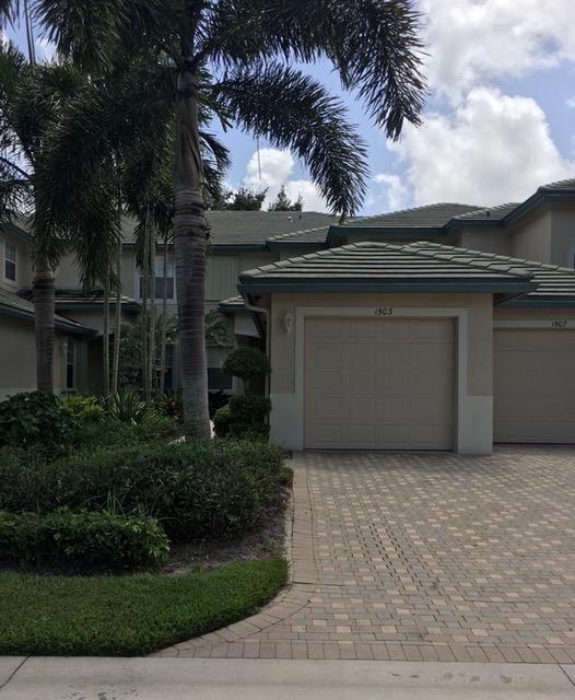 1503 SE Prestwick Lane #8, Port Saint Lucie, FL 34952 - #: RX-10655814