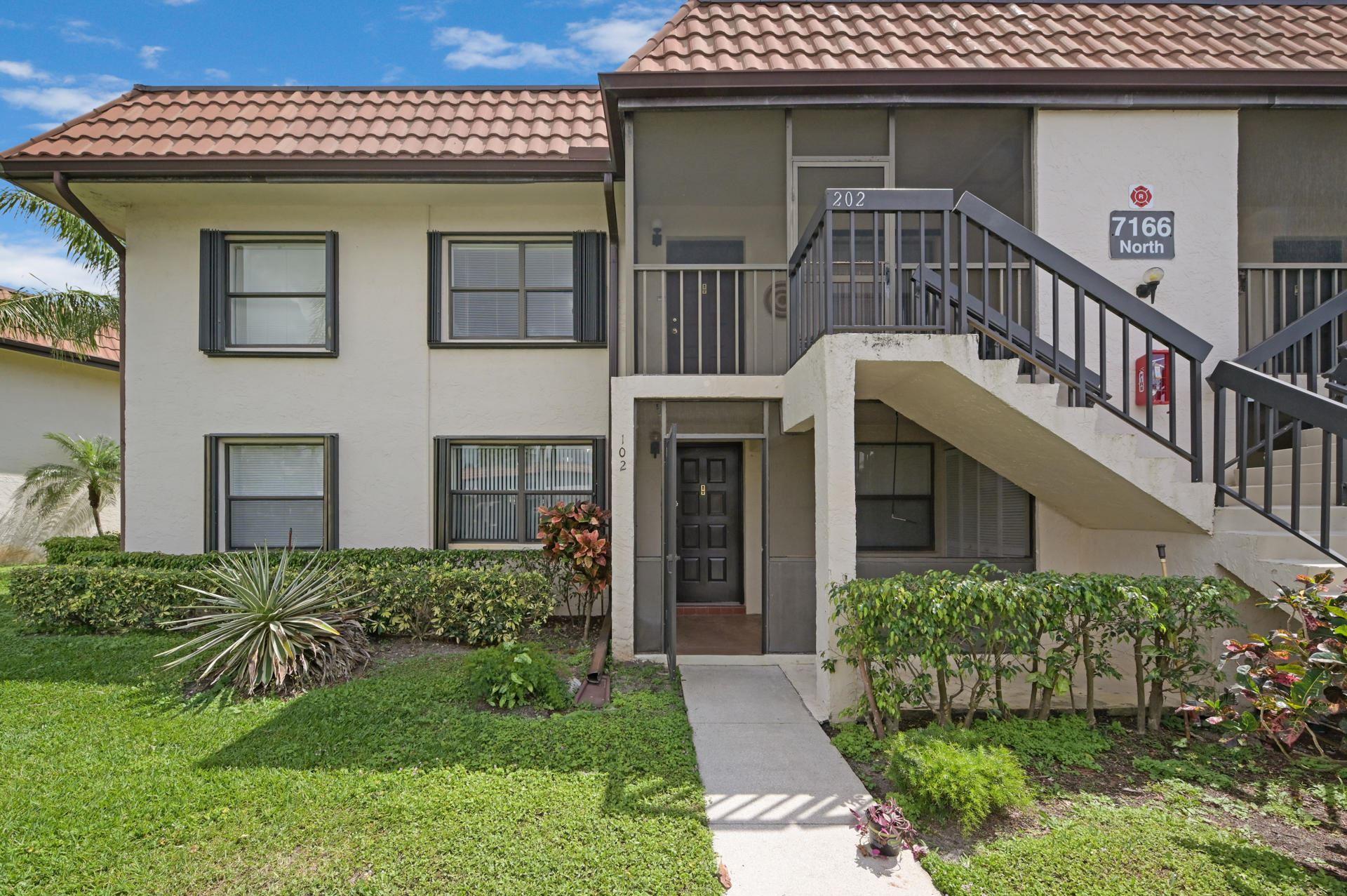 7166 Golf Colony Court #102, Lake Worth, FL 33467 - MLS#: RX-10704814