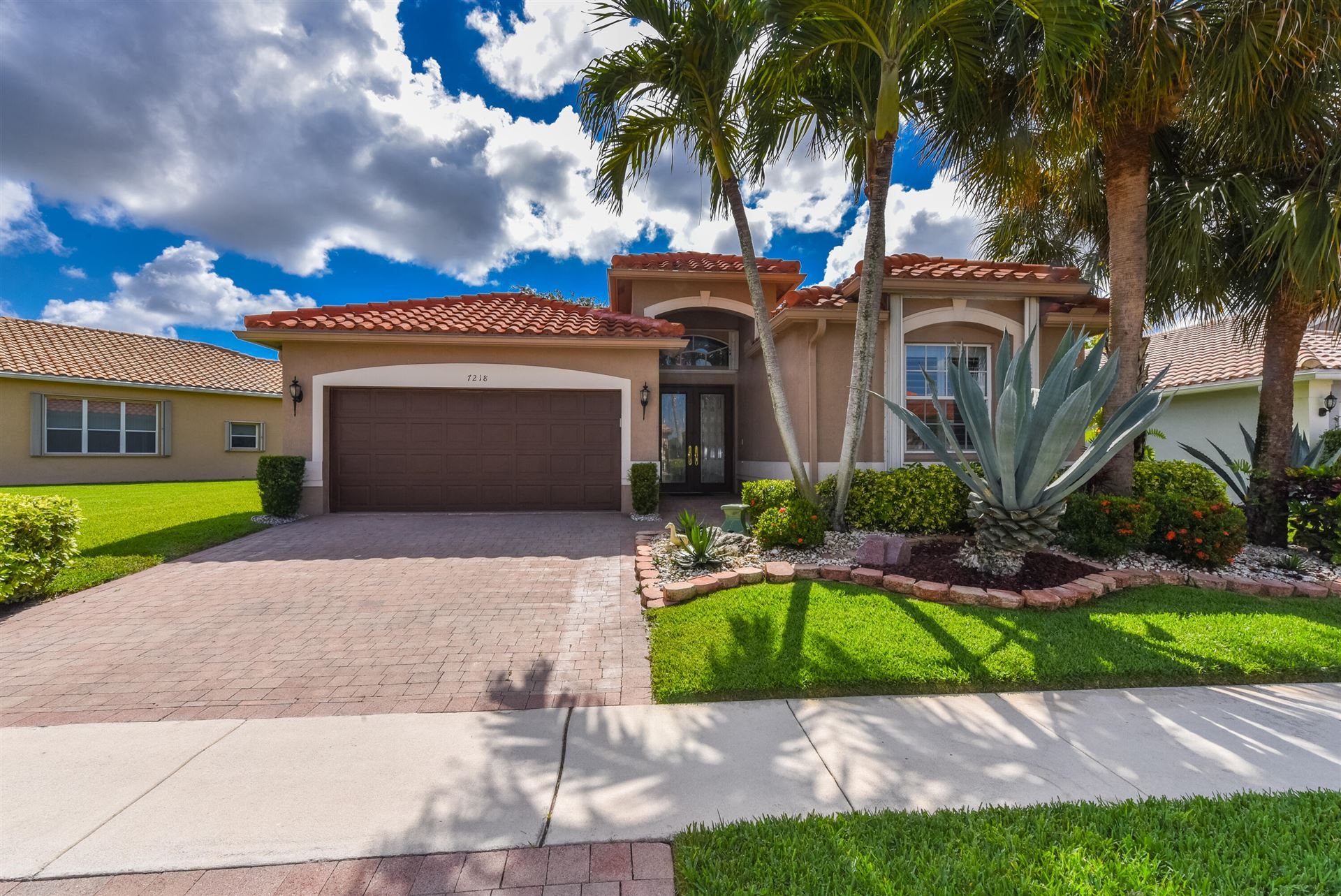 7218 Catania Drive, Boynton Beach, FL 33472 - MLS#: RX-10713814