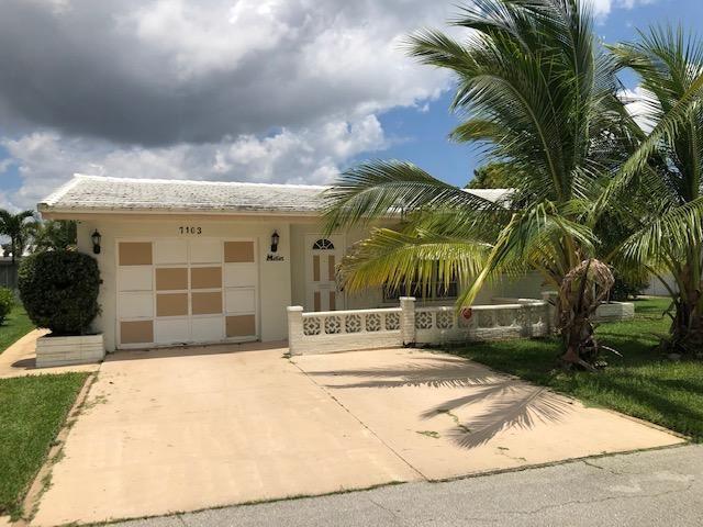 7103 NW 72 Street, Tamarac, FL 33321 - MLS#: RX-10734814