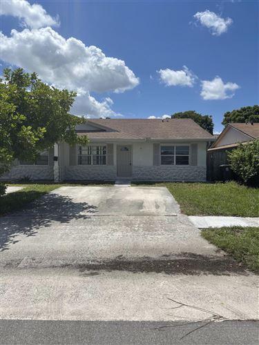 Photo of 3844 Van Cott Street, West Palm Beach, FL 33403 (MLS # RX-10744815)
