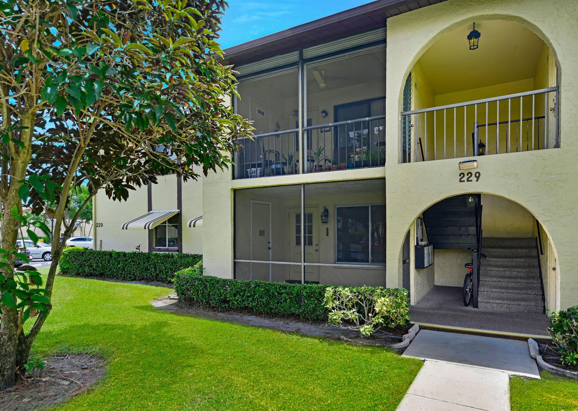 229 Pine Hov Circle #A-1, Greenacres, FL 33463 - #: RX-10646815