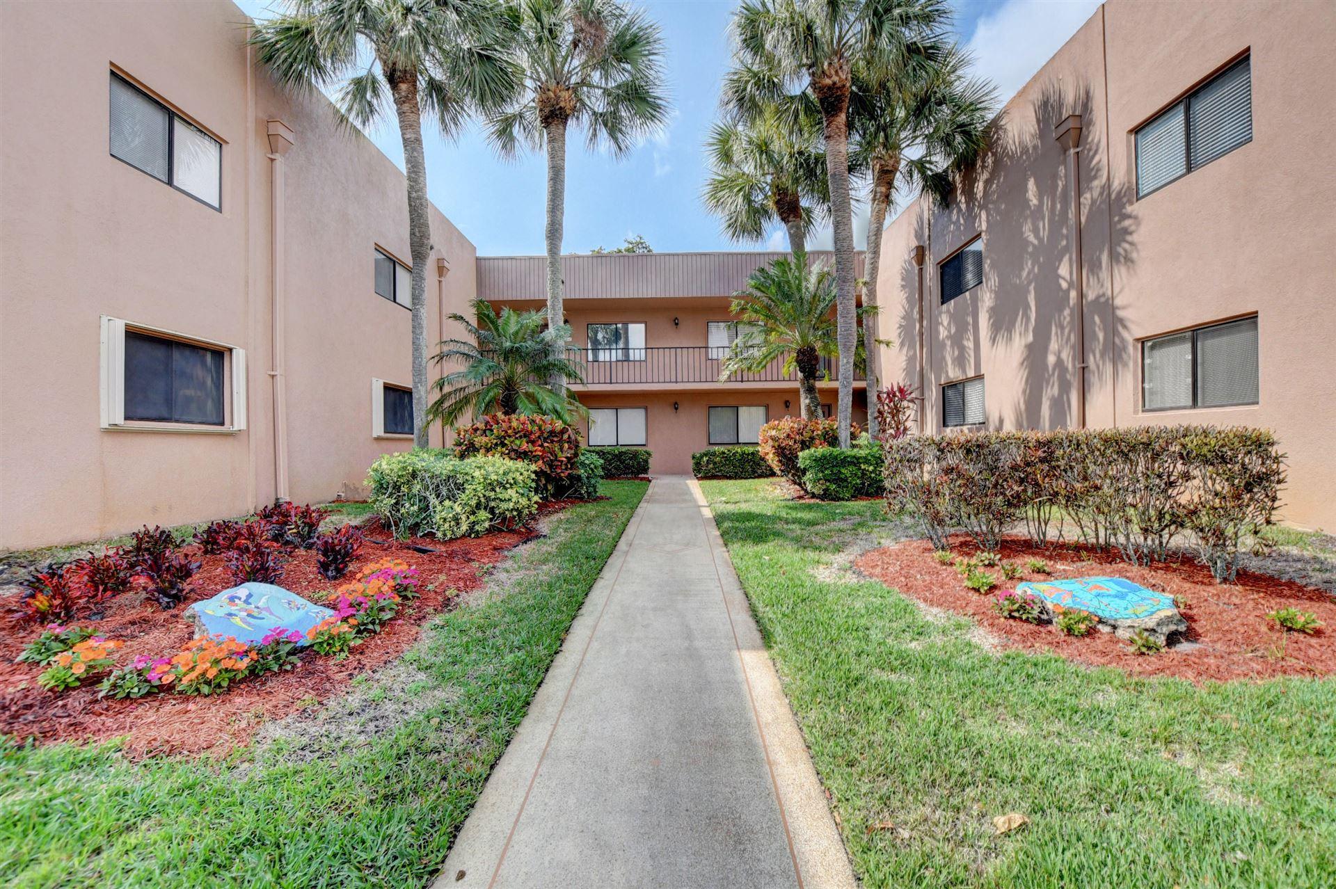 15054 Ashland Way #89, Delray Beach, FL 33484 - #: RX-10692815