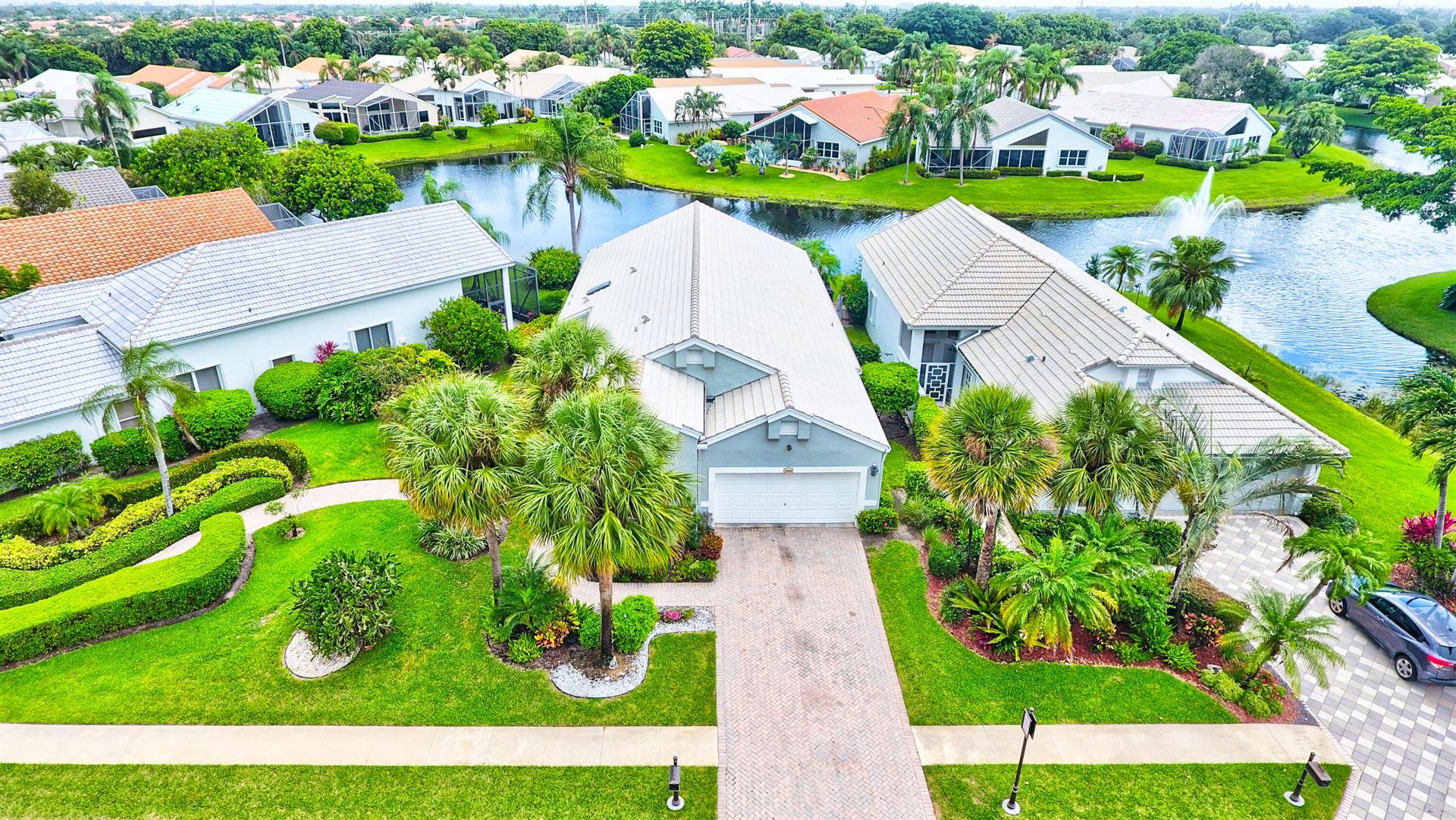 11946 Fountainside Circle, Boynton Beach, FL 33437 - #: RX-10730815