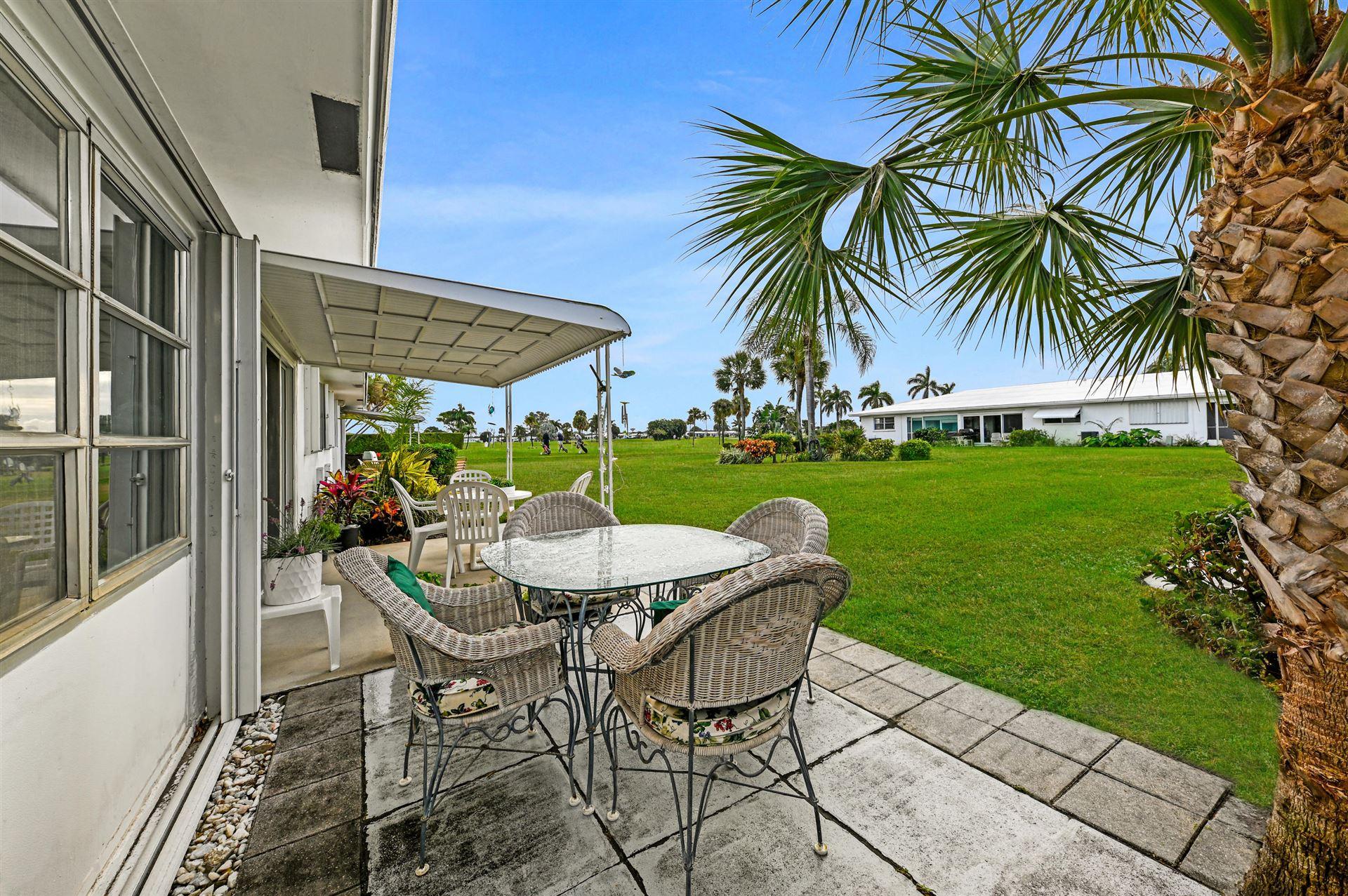 100 SW Golfview Terrace #104, Boynton Beach, FL 33426 - MLS#: RX-10689816
